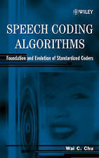 Speech Coding Algorithms: Foundation and Evolution of Standardized-ExLibrary