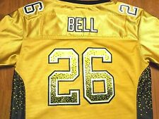 Le'Veon Bell #26 STITCHED Pittsburgh Steelers Alternate Jersey by Nike, Youth L