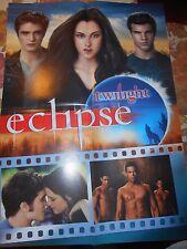 Taylor Lautner Robert Pattinson Kristen Stewart - Poster A2