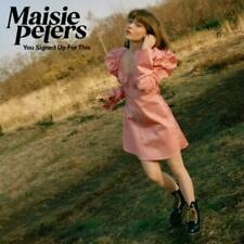 More details for maisie peters-you signed up for this-cd album ltd cover-new+sealed+free uk post