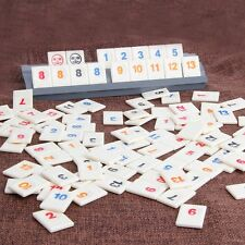 Portable Digital Board Game Israel Mahjong Rummikub 106 Tiles Family Travel