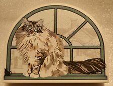 Cat's Meow Village Purebred Cats:Himalayan Cat