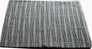 10 Yard Hand Block Print Cotton Fabric Indian Natural Craft Sewing Dressmaking