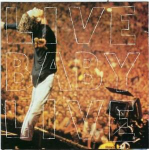 INXS - Live Baby Live CD 16 Track