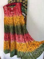 Casual Sundresses Multi-Colored Plus Size Dresses for Women