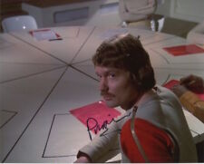 PRENTIS HANCOCK Photo Signed In Person - Space 1999 - D620