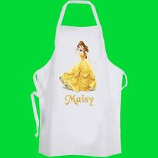 Belle From Beauty and the Beast Personalised Toddler Cooking Apron Pre-School