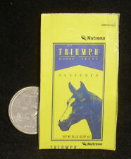 Dollhouse Miniature Nutrena Triumph Horse Feed 1:12 Animal / Feedstore