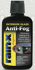 Rain-X windscreen anti fog (RainX anti mist)