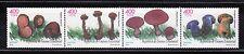 GUINEA ECUATORIAL 2001 276/79 MICOLOGIA/SETAS 4v.