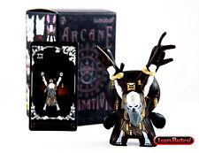 "Hanged Man - Arcane Divination Dunny Series 3"" Vinyl FIgure - Kidrobot x Jryu"