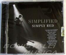 SIMPLY RED - SIMPLIFIED - CD Sigillato