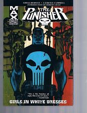 Punisher MAX Vol 11: Girls In White Dresses by Hurwitz & Campbell TPB 2009