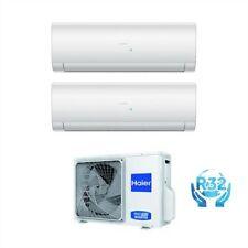 Haier Flare 2-Raum Multisplit Klimaanlage 2 x 2,6 kW R32 A++/A+