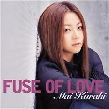 MAI KURAKI - FUSE OF LOVE NEW CD