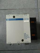 Telemecanique LC1 F 150 / 600V 200A 80KW CONTACTEUR très PROPRE