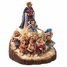Disney Traditions by Jim Shore Snow White and the Seven Dwarfs Figurine The One