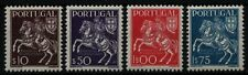 Portugal 1944 - Mi-Nr. 665-668 ** - MNH - Pferde / Horses