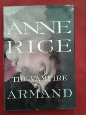 The Vampire Armand * Anne Rice * 1998 * Hardcover *