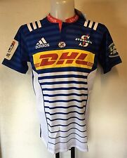 STORMERS RUGBY 2016/17 S/S HOME JERSEY BY ADIDAS SIZE ADULTS XL BRAND NEW