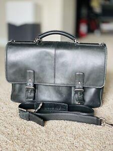 Coach Vintage Leather Computer Bag