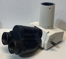 Nikon Trinocular Tube F Uw Trinocular Head For Eclipse Series Microscope