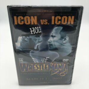 WWF - WrestleMania 18 (DVD, 2002)