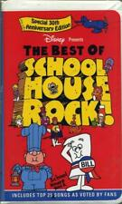 The Best of School House Rock! Special 30th Anniversary Edition Top 25 Songs VHS