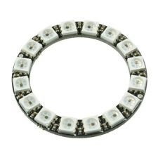 16-Bit RGB LED Ring WS2812 5050 RGB LED + Integrated Drivers For Arduino Kj