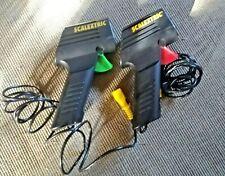 Pack dos 2 mandos de Scalextric clavija amarilla. Tarifa única de envío