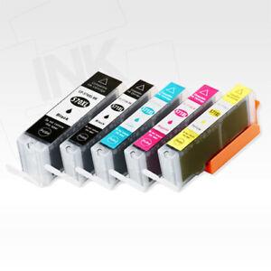 5x non-OEM Ink for CANON Pixma Printer TS5050 TS5051 TS5053 TS5055 TS9050 TS9055