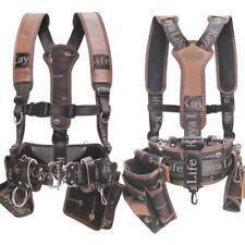 Original KAYA LIFE KL-600 Work Tool Belt Suspenders Drill Pouch Holder