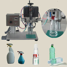 Pneumatic Locking Machine For capping plastic bottles,metal Screw cap,capper