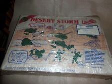 MARX 1991 Desert Storm Liberation Limited Edition Playset - Mint in Box!