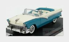 Ford Usa Fairlane Cabriolet Open 1956 Blue White VITESSE 1:43 VE36279
