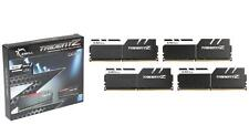 G.SKILL TridentZ Series 32GB (4 x 8GB) 288-Pin SDRAM DDR4-3200 PC4-25600 Desktop