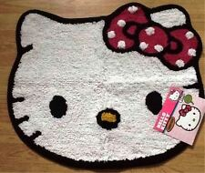 "Hello Kitty Adorable Bath Rug 100% Cotton 22"" x 26"""