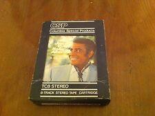 THE JERRY VALE Italian Album TC8 Stereo 8-Track HTF Tape Cartridge Classic RARE