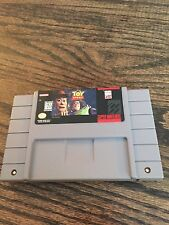 Toy Story Super Nintendo SNES Game Cart Works SN1