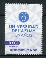 Ecuador 2018 MNH Universidad del Azuay University 1v Set Universities Stamps