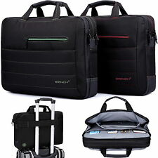 New Style 17.3 Inch Nylon Shockproof Carry Laptop Case Messenger Bag For Laptop