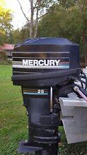 Mercury 25hp 2 Stroke Outboard Motor