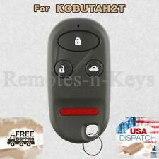 Car Transmitter Alarm Remote Control for 1999 2000 2001 2002 2003 Acura TL h2t