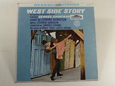 West Side Story Original English Cast (Forum SF 9045 Stereo)