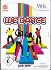 We Dance (Standalone) (Wii) In Box, mit Anleitung