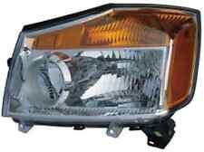 New Left driver headlight light fit for 2008 2009 2010 2011 2012 2013 Titan