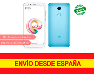 "XIAOMI REDMI NOTE 5 5,99"" 3GB/32GB 13/12MP DS Azul"