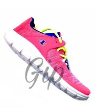 Girl's Size 3 1/2 Champion Shoes Memory Foam Insole Pink Athletic NIB