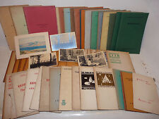 FILOSOFIA - Collezione Jiddu KRISHNAMURTI - Foto + Libri, varie lingue/edizioni