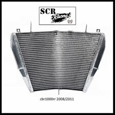 Honda CBR100RR CBR 1000 rr  Racing Super Cooling Radiator 2008/2011